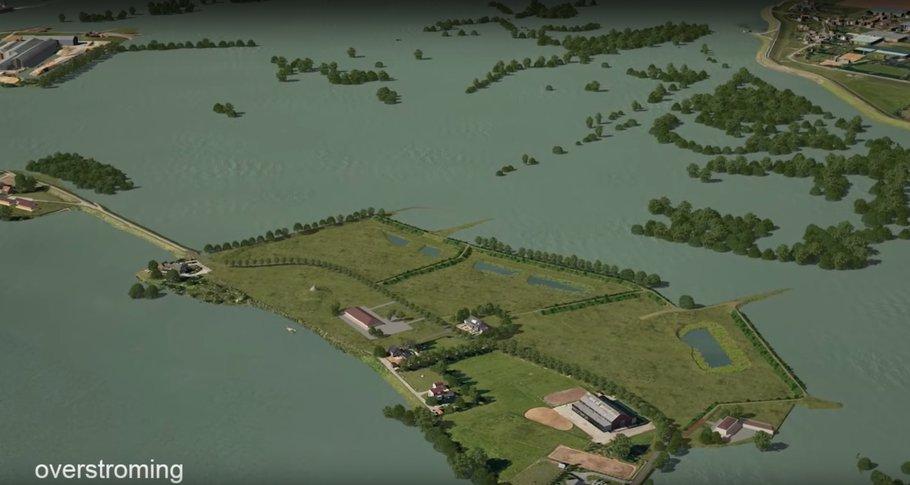 overstroming gendtse