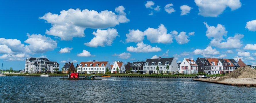 Nieuwe wijk Waterfront Harderwijk
