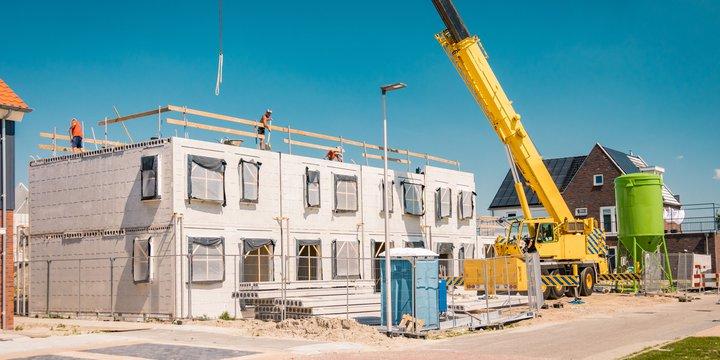 Nieuwbouw Urk, Nederland