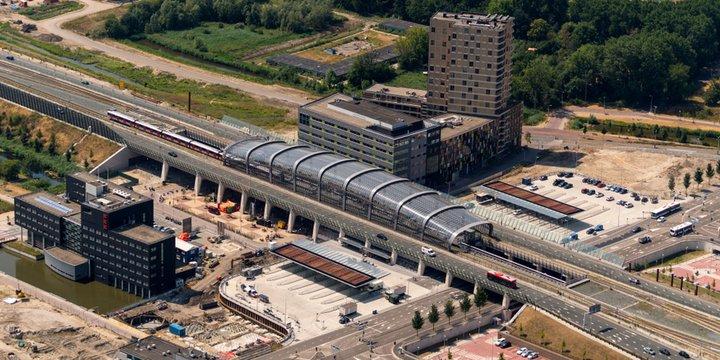 Station Noord, Noord-Zuidlijn Amsterdam