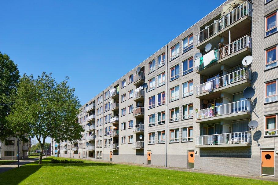 Appartementen complex Rotterdam