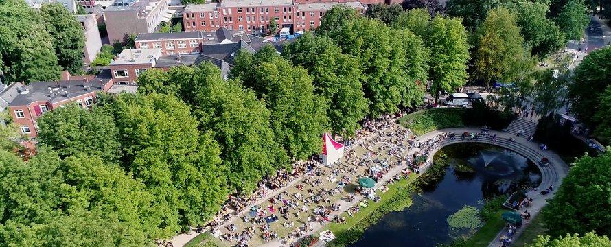 Noorderplatsoen, Groningen