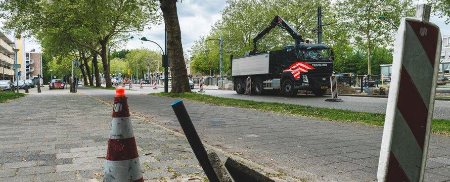 Road Work Amsterdam, Buitenveldertsselaan