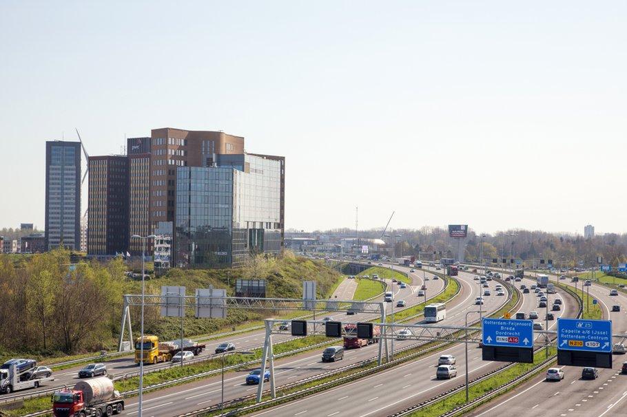 A16 ring Rotterdam