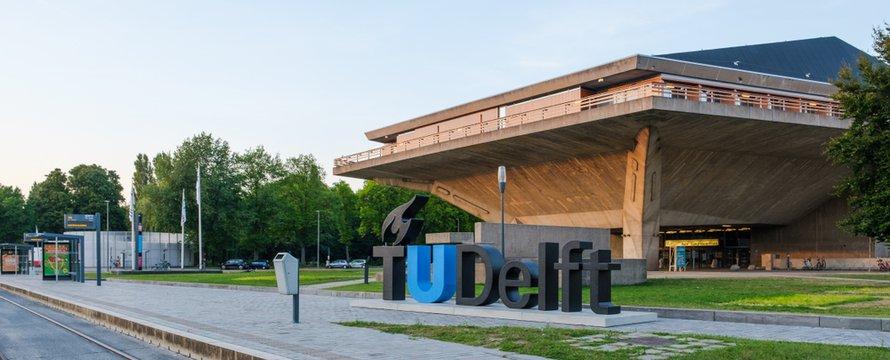 Aula Technische Universiteit Delft