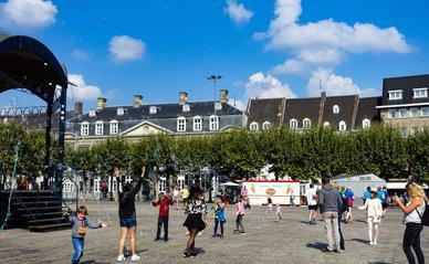Vrijthof plein - Maastricht