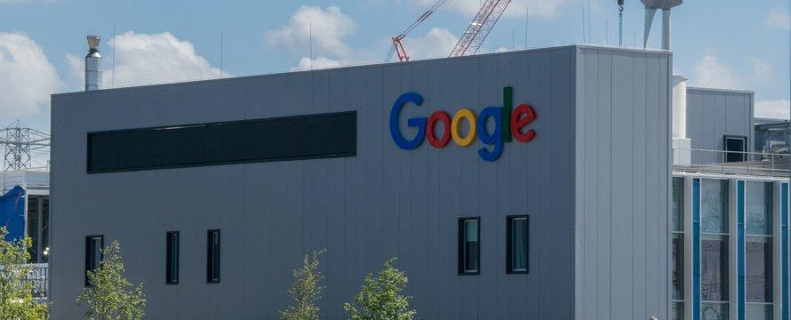 Datacenter Google - Eemshaven