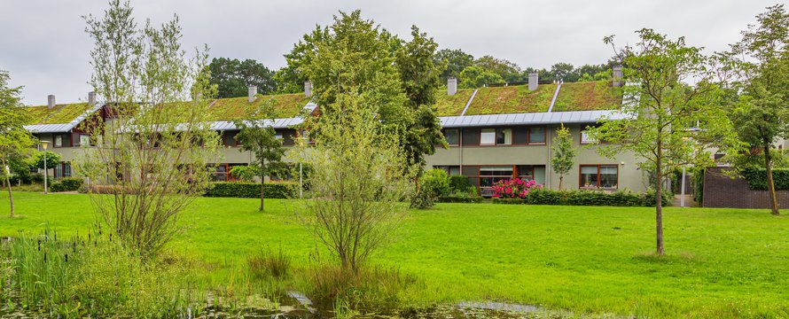 Groene daken, Arnhem