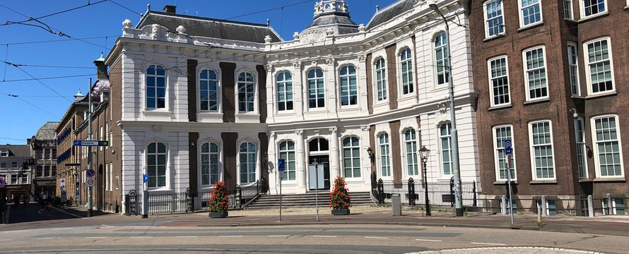 Council of State in The Hague, The Netherlands