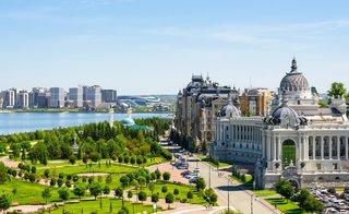 Panorama Kazan, Rusland