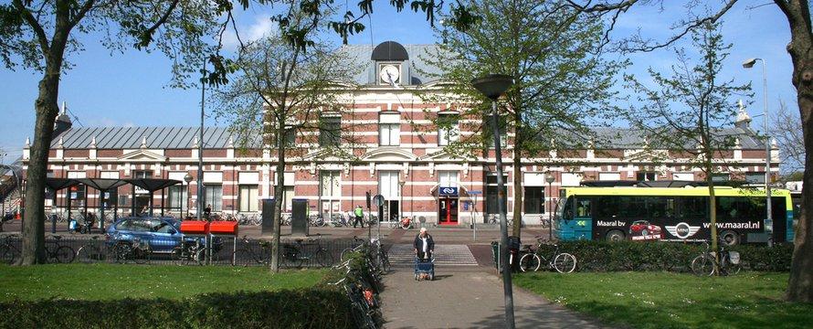 Treinstation Hoorn