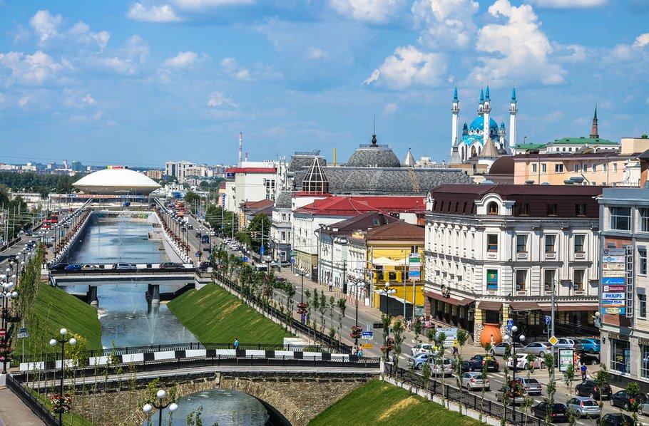 Kazan, Rusland