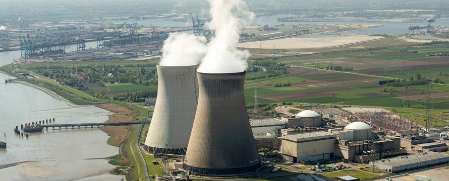 Kerncentrale bij Doel, Antwerpen