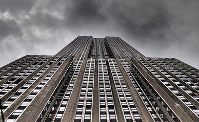 skyscraper hoogbouw