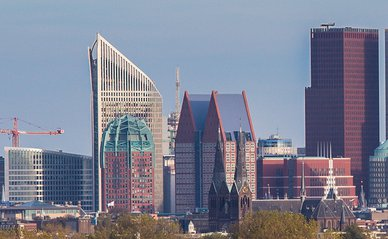 skyline den haag flickr