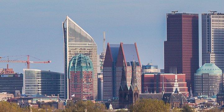 skyline den haag flickr