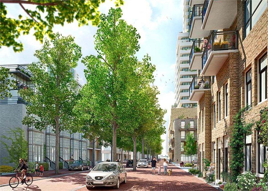 Ontwerp Sluisbuurt Gemeente Amsterdam3