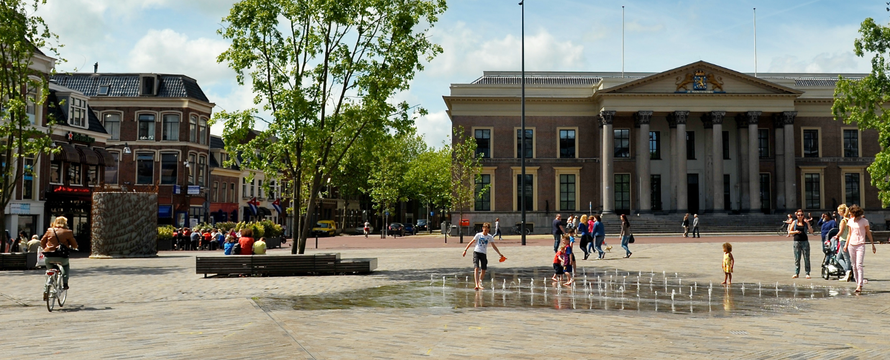 """Paleis van Justitie Leeuwarden"" (CC BY 2.0) by FaceMePLS"