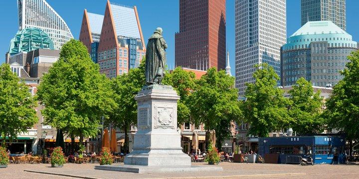 Den Haag Stockbeeld