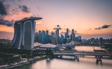 Singapore - Photo by Swapnil Bapat on Unsplash