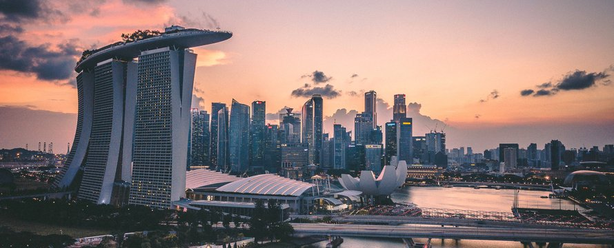 Singapore - Photo by Swapnil Bapat on Unsplash