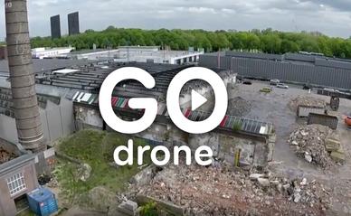Tilburg GO drone