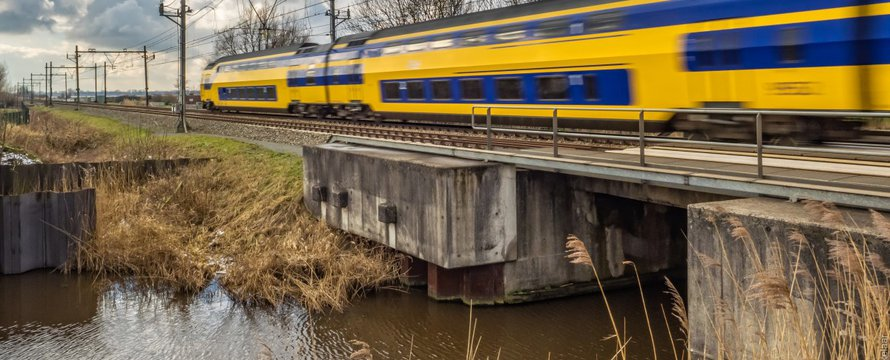 Trein Nederland | PXhere