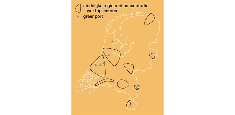 tuinieren topsectoren - bewerking vereniging deltametropool