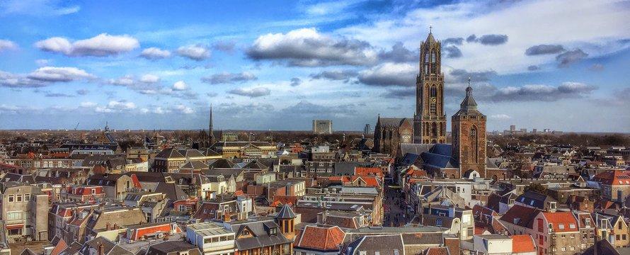 Utrecht Afbeelding van 0805edwin via Pixabay