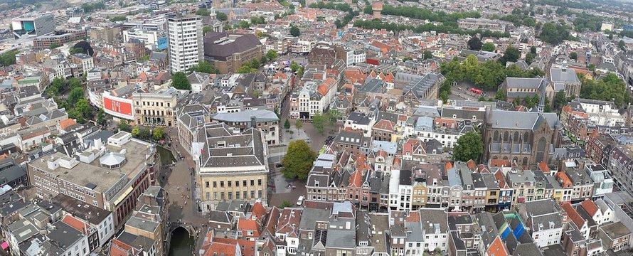 Utrecht luchtfoto