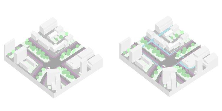 Voorbeeld implementatie Zilveren Zone in naoorlogse buurt