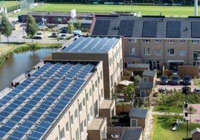 veemarkt zonne-energie
