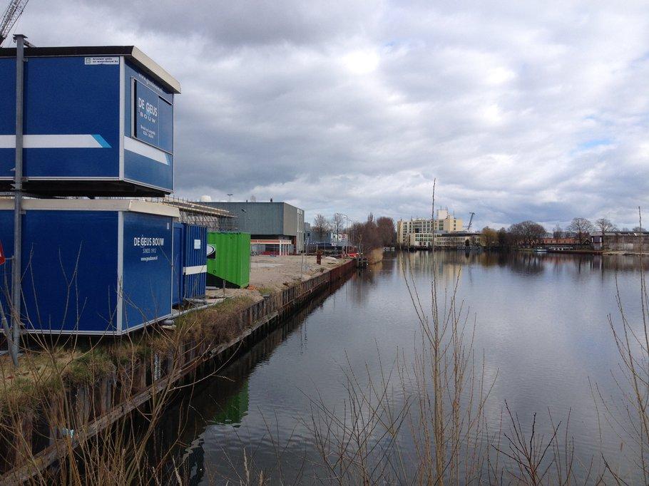 Van praten naar doen met Waternet: circulaire ambities waarmaken in de Buiksloterham - Afbeelding 2