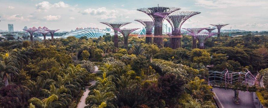 Future city -> Photo by Victor Garcia on Unsplash