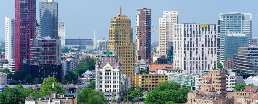 Rotterdam_Afbeelding van Mark de Rooij via Pixabay