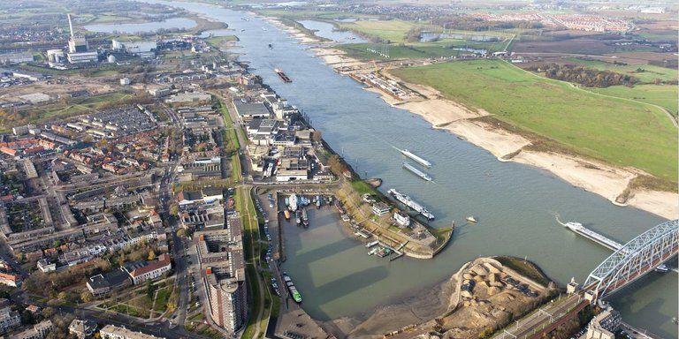 De rivier: bedreiging én kans - Afbeelding 1
