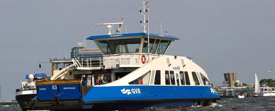 ij boot amsterdam