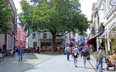 Winkelstraat Breda
