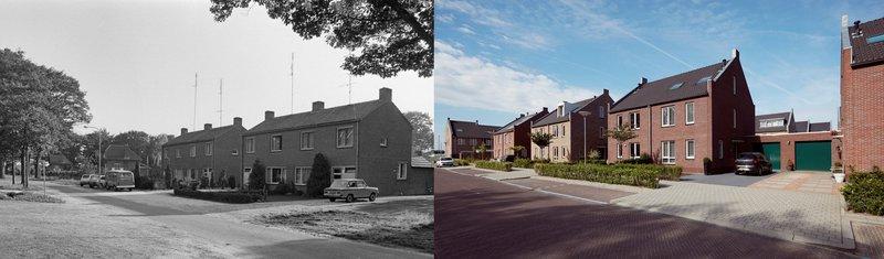 woningen toen en nu