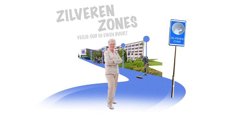 zilveren zone